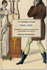 Edition - Paris 1810 - Text von Varnhagen
